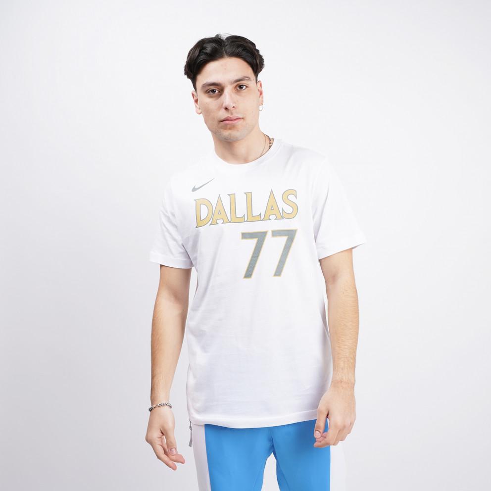 Nike NBA Luka Doncic Dallas Mavericks City Edition Men's T-Shirt