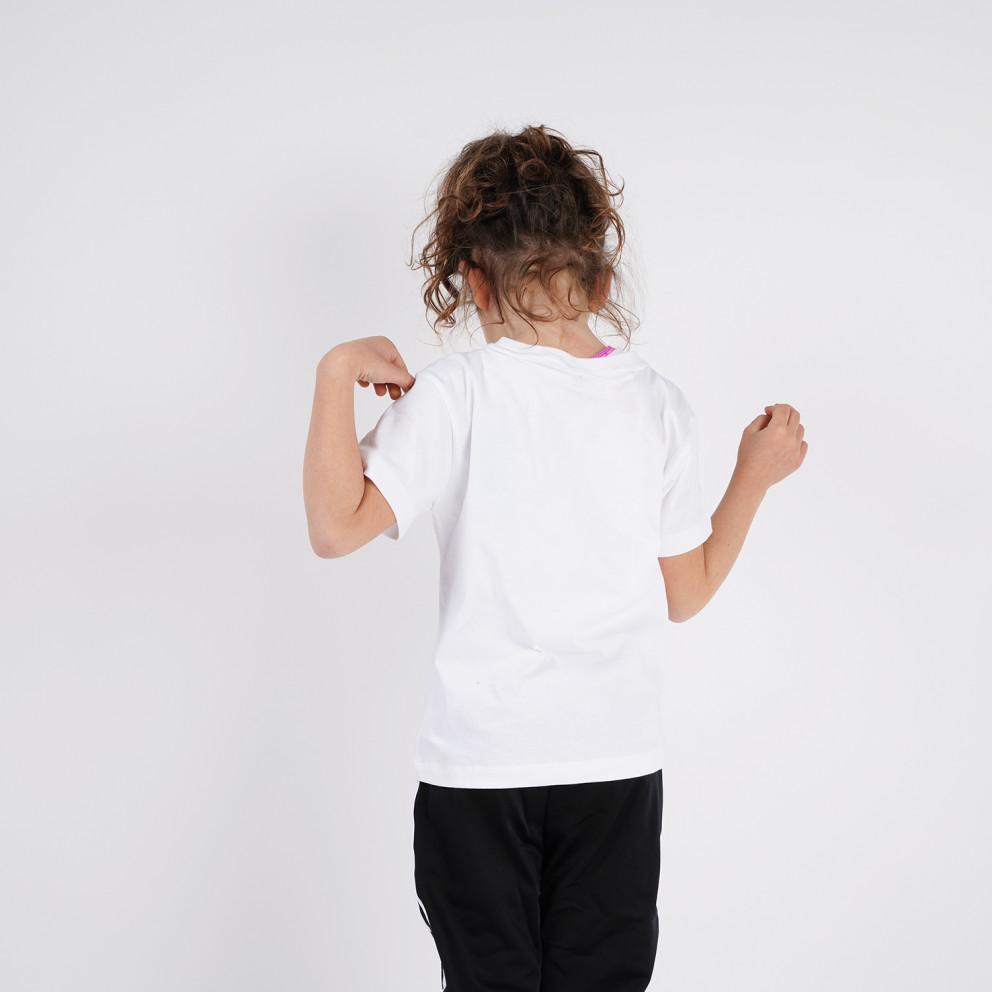 adidas Originals Trefoil Tee Kids Girls' T-Shirt