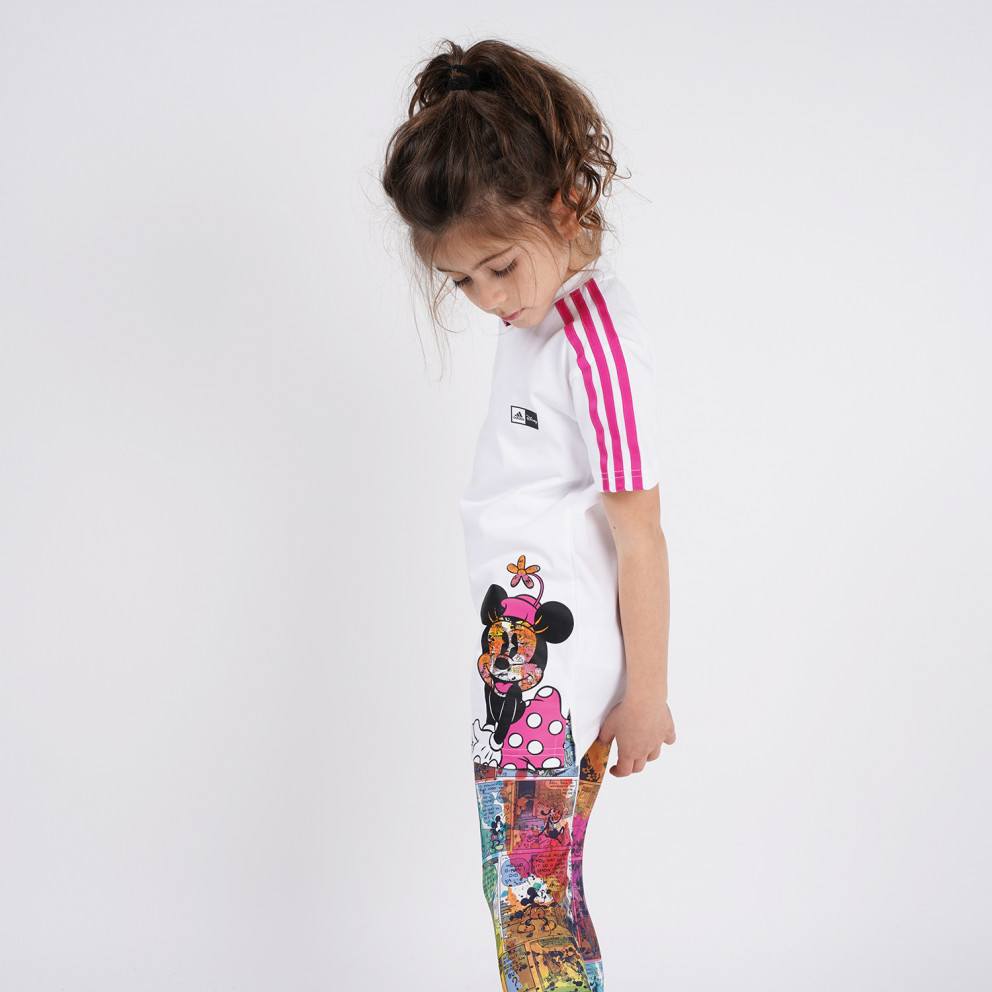 adidas Minnie Mouse Summer Παιδικό Σετ