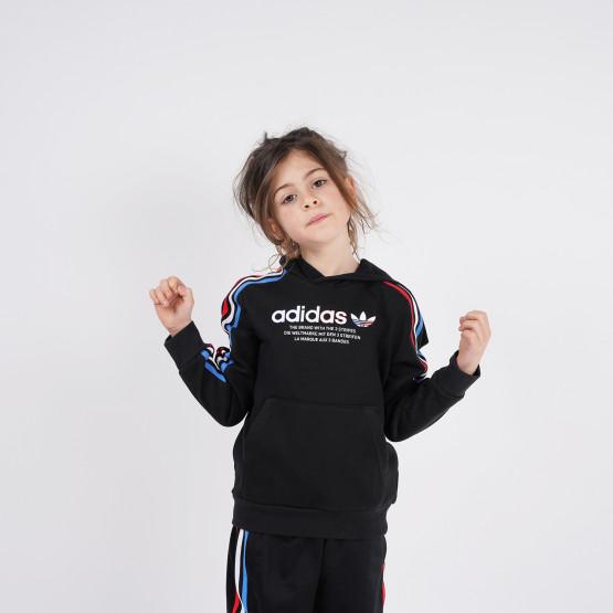 adidas Originals Adicolor Tricolor Kids' Hoodie