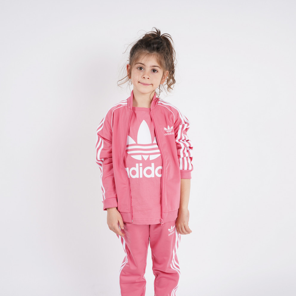adidas Originals Adicolor SST Track Suit Παιδικό Σετ Φόρμας