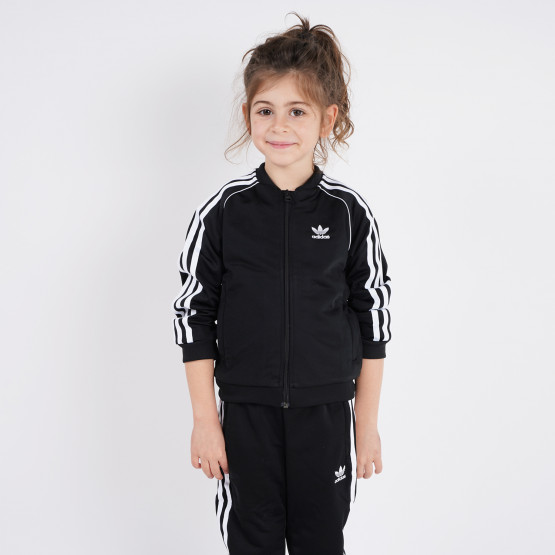 adidas Originals Kid's Track Jacket