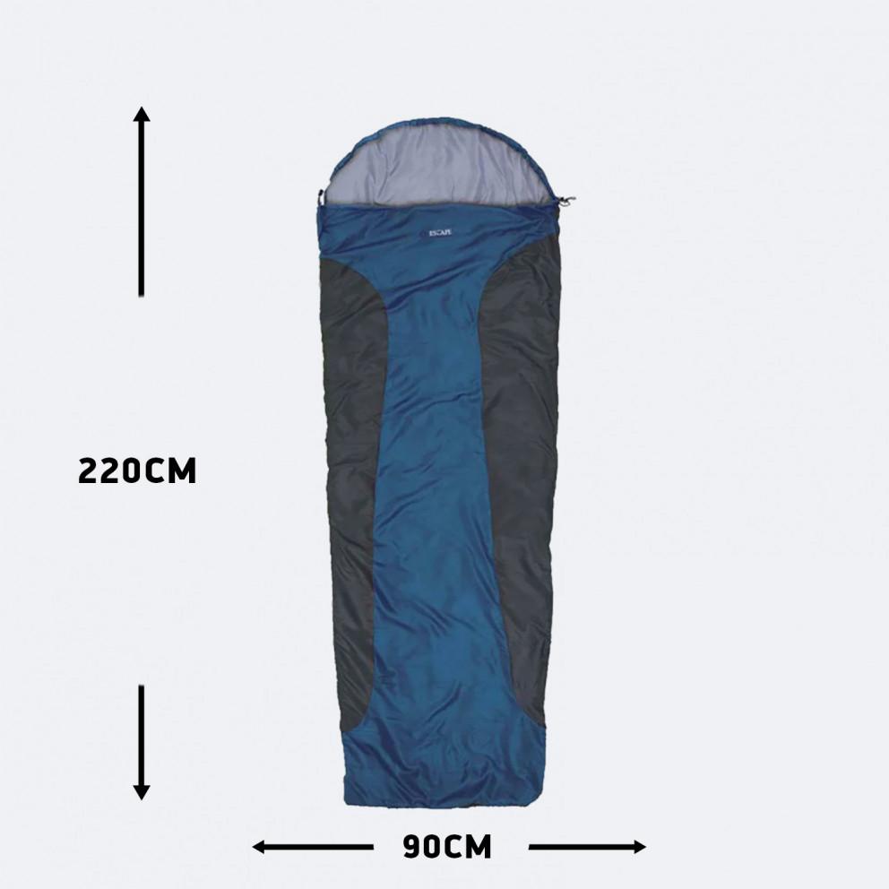 Escape Single SLeeping Bag Peak  Peak 220 X 90 Cm