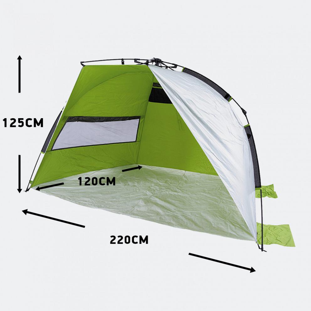 Panda Outdoor Kamaru Auto Beach Tent 220 X 125 X 120 Cm