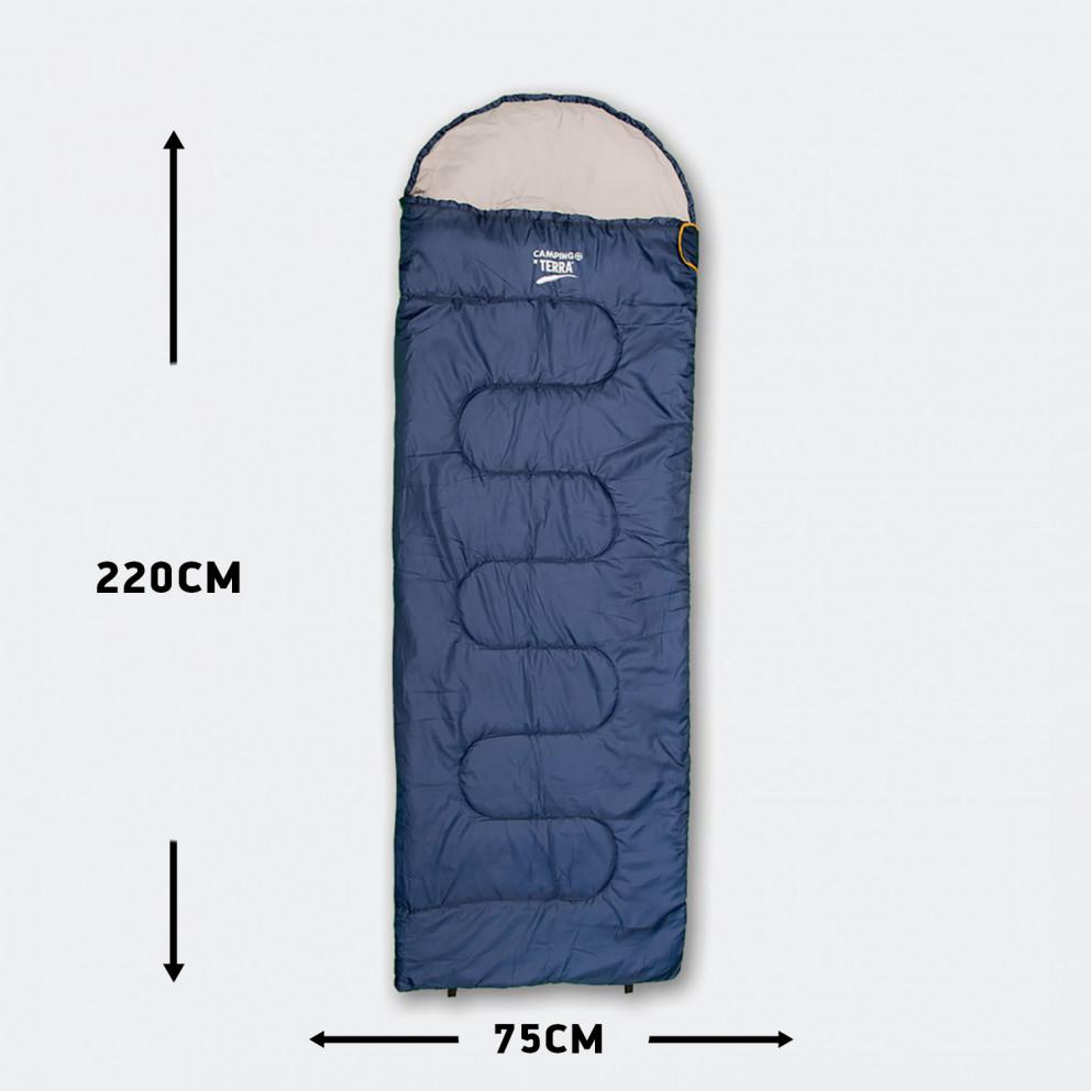 Camping Plus by TERRA Sleeping Bag Classic150Gr./190T