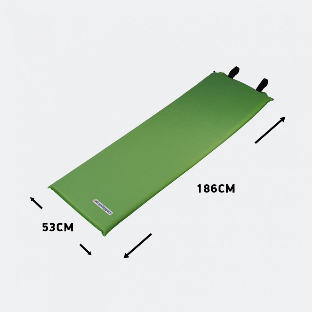 Grasshoppers Comfort 50 Self-Inflating Matress 186 X 53 X 5 cm