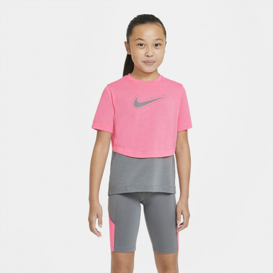 Nike G Dry Trophy Ss Top