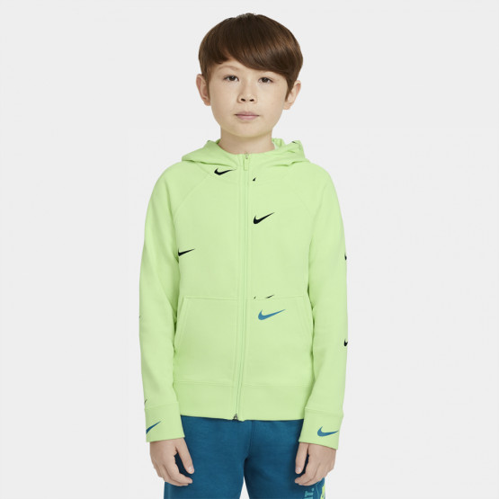 Nike Sportswear Swoosh Fleece Kid's Jacket