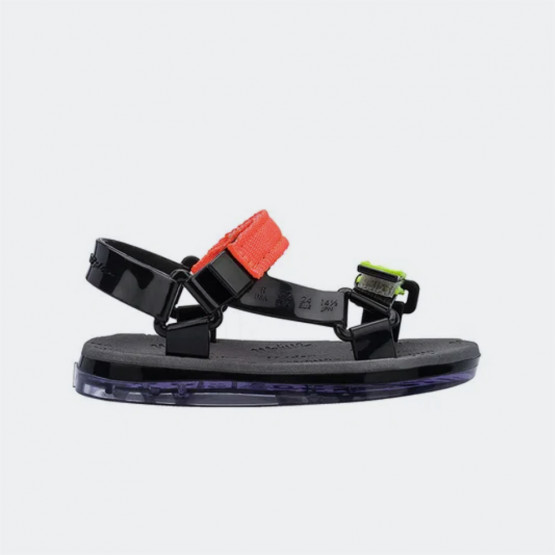 Μelissa Mini Papete + Rider Kid's Sandals