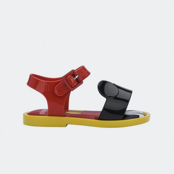 melissa Mini Mar Sandal & Mickey And Friends Kid's Sandal