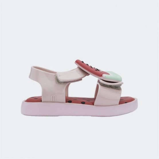 melissa Mini Jump Fruitland Baby Sandals