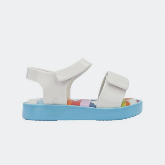 melissa Mini Jump Sunny Day Baby Sandals