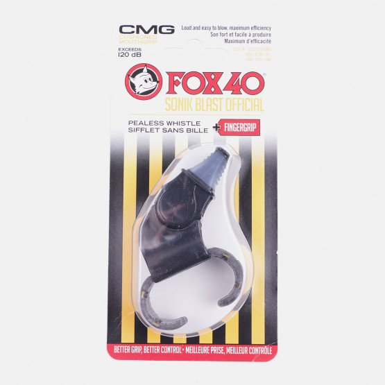 Fox 40 Sonik Blast Fingergrip Whistle