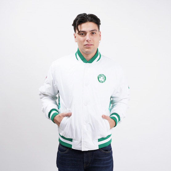 Nike NBA Boston Celtics Courtside City Edition Men's Jacket