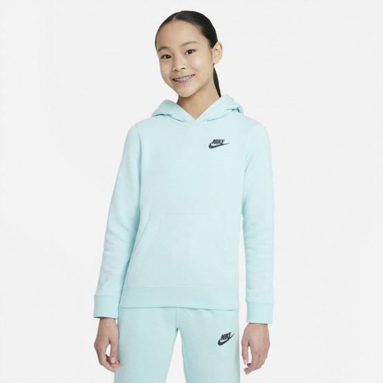 Nike Sportwear Zero Regrind Παιδική Μπλούζα με Κουκούλα