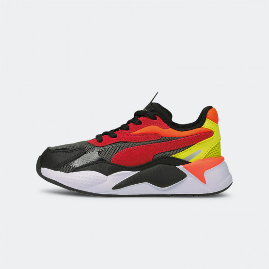 Puma Rs-X³ Neon Flame Παιδικά Παπούτσια