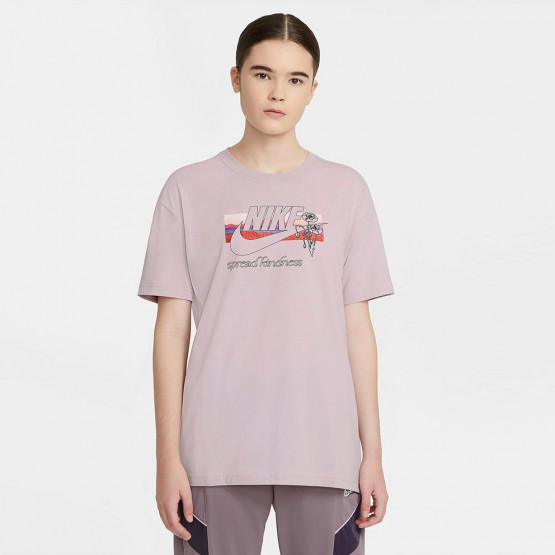Nike  Sportswear Collage Γυναικείο Κολεγιακό Μπλουζάκι