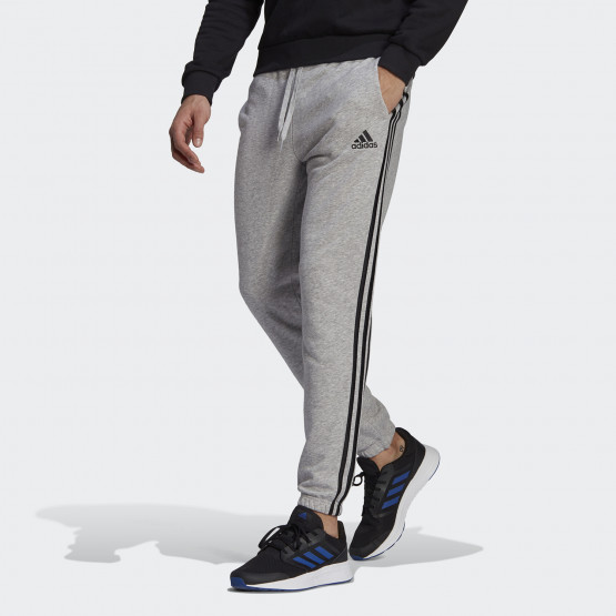 adidas Essentials French Terry Tapered 3-Bandes Ανδρική Φόρμα