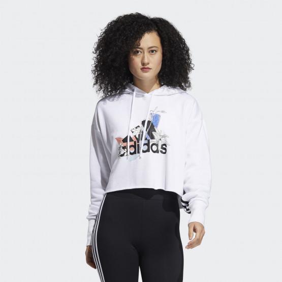 adidas Performance Nini Gfx Μπλούζα με Κουκούλα