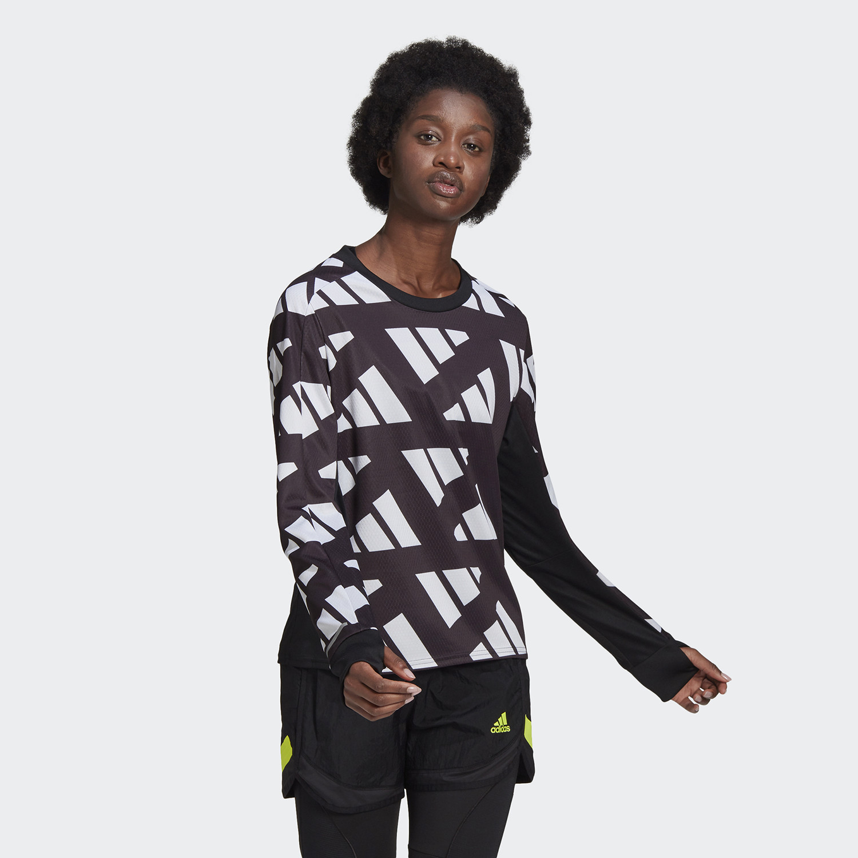 adidas Performance Own The Run Γυναικεία Μπλούζα (9000074112_1480)