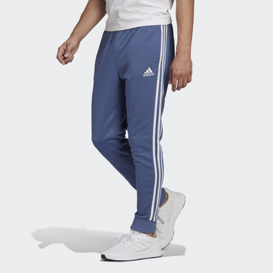 adidas Performance Essentials French Terry Cuff 3-Stripes Men's Pants