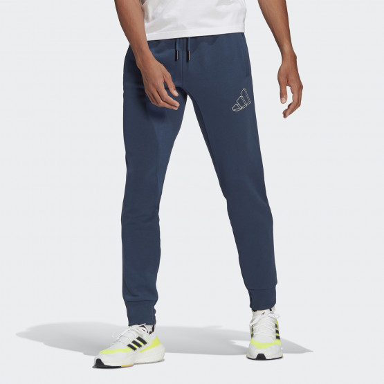 adidas Performance Sportwaer Graphic Pants Ανδρική Φόρμα