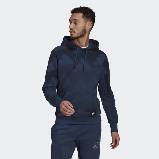 adidas Sportswear Allover Print Men's Hoodie