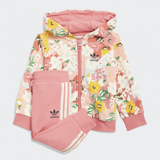 adidas Originals Her Studio London Floral Βρεφικό Σεt
