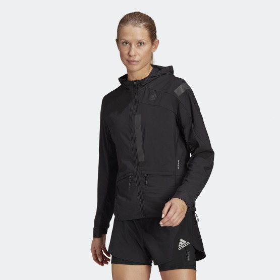 adidas Performance Marathon Translucent Women's Jacket