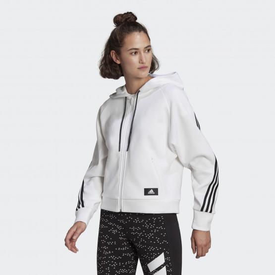 adidas Performance  3-Stripes Full-Zip Woman's Jacket