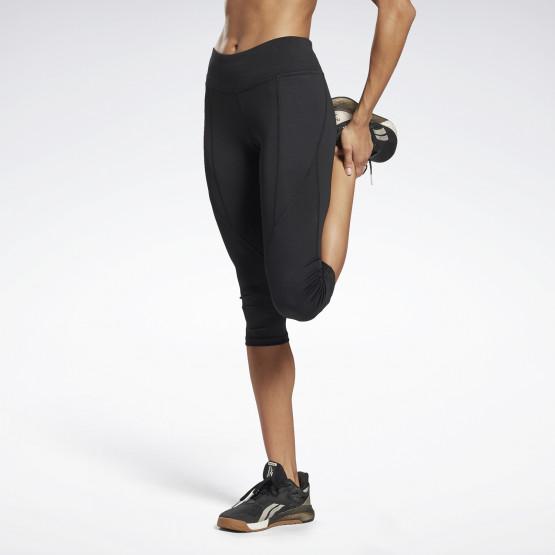 Reebok Workout Ready Capri Women's Leggings