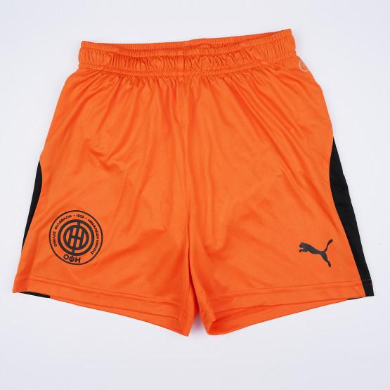 Puma x OFI Crete F.C Liga Shorts With Brief Παιδικό Σορτς