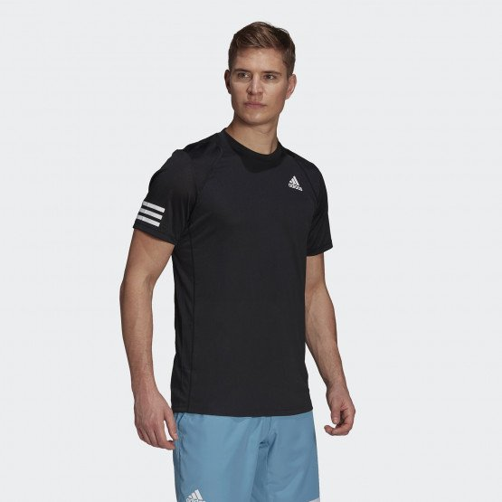 adidas Performance Club Tennis 3-Stripes Men's T-Shirt