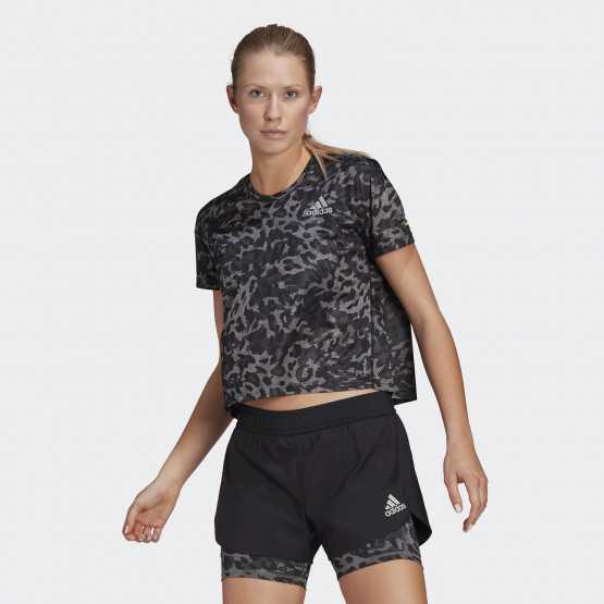 adidas Performance Fast Primeblue Graphic Women's T-Shirt