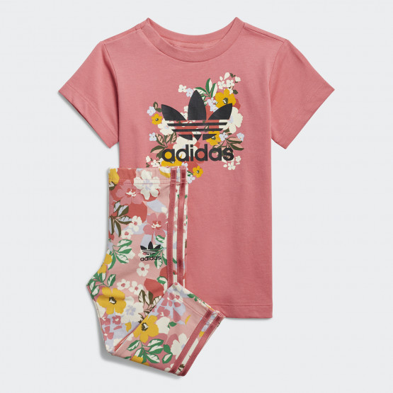 adidas Originals Her Studio London Floral Infants' Dress Set