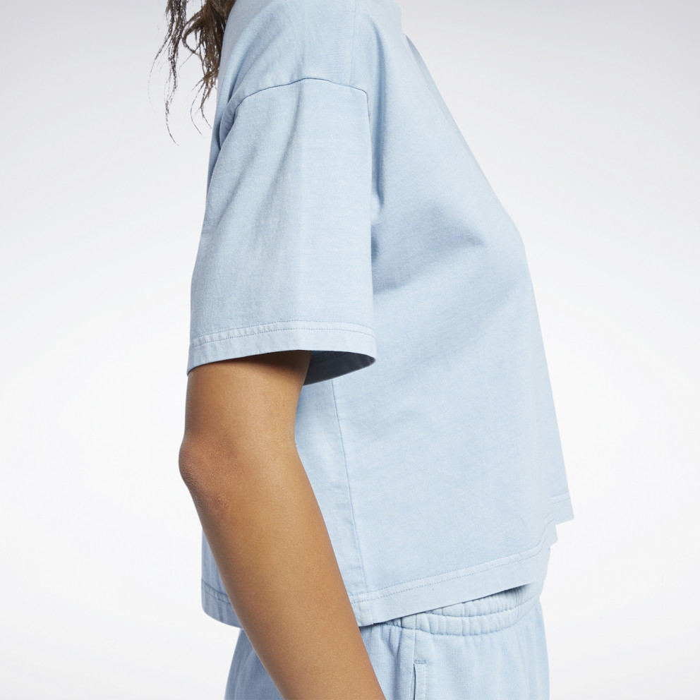 Reebok Classics Natural Dye Women's Crop T-shirt