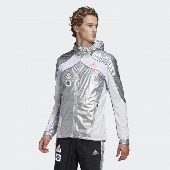 adidas Performance NASA Marathon Space Race Men's Jacket