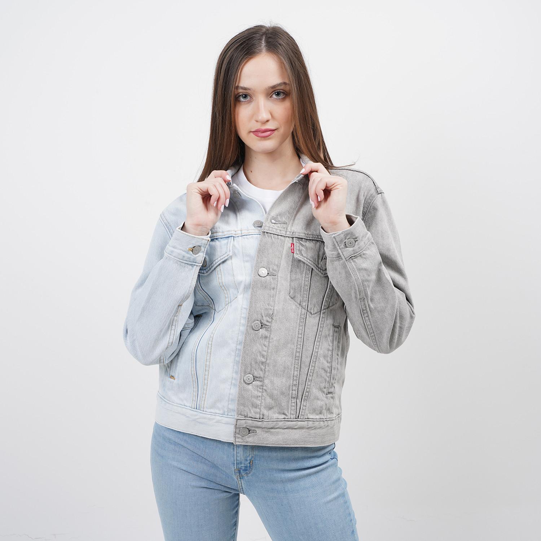 Levis Exboyfriend Trucker Γυναικείο Jacket (9000071750_26102)