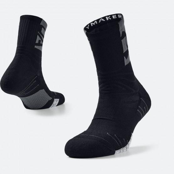 Under Armour Playmaker Mid-Crew Socks