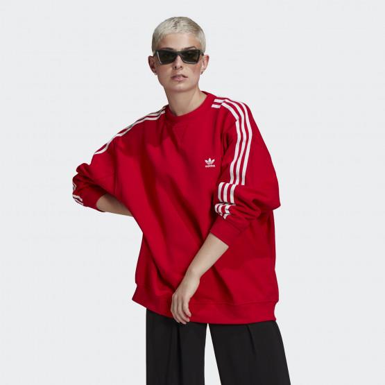 adidas Originals Loungewear Adicolor Classics Oversize Γυναικείο Φούτερ