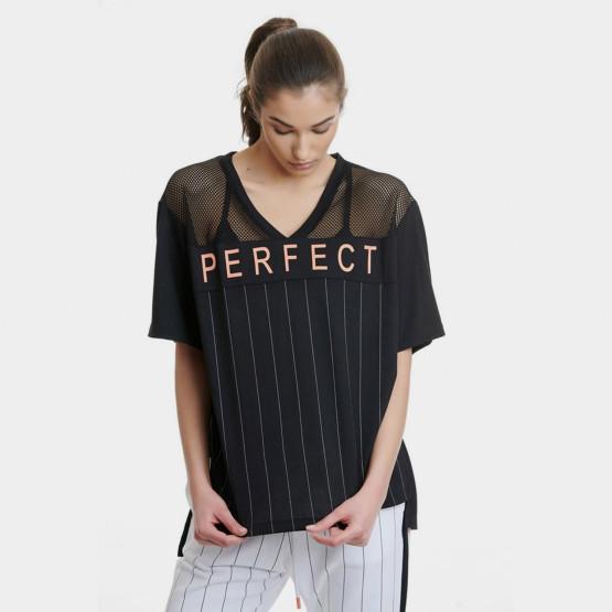 Γυναικεία Οversized Μπλούζα Perfect Balance
