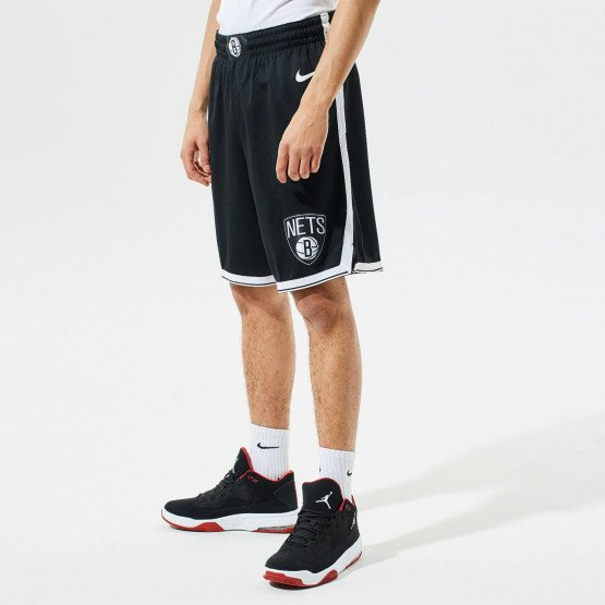 Nike NBA Brooklyn Nets Icon Edition Swingman Men's Basketball Shorts