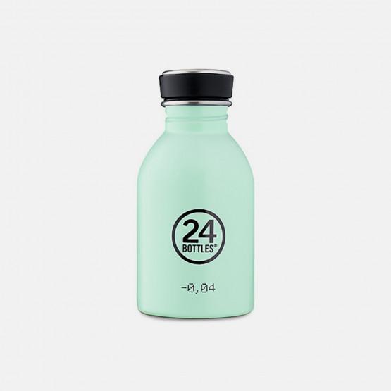 24Bottles Urban Aqua Green Ανοξείδωτο Μπουκάλι 250ml