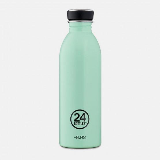 24Bottles Urban Aqua Green Ανοξείδωτο Μπουκάλι 500ml