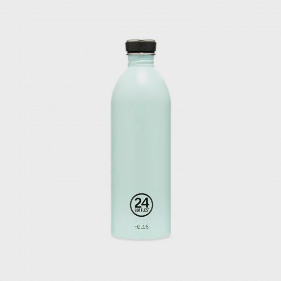 24Bottles Urban Cloud Blue Stainless Steel Bottle 1L