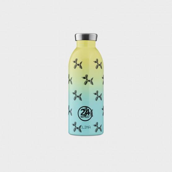 24Bottles Clima Puffy Swing Stainless Steel Bottle 500ml