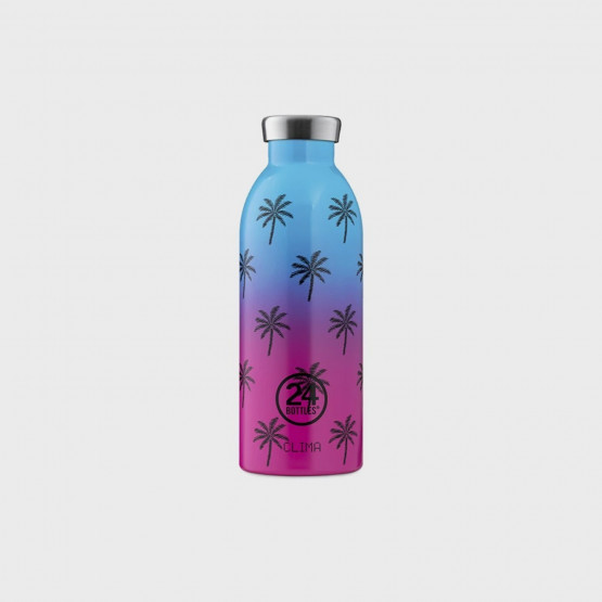 24Bottles Clima Bottle Palm Vibe Ανοξείδωτο Μπουκάλι 850ml