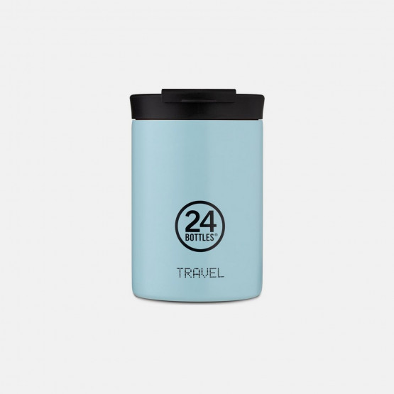 24Bottles Travel Tumbler Cloud Blue Stainless Steel Cup 350ml