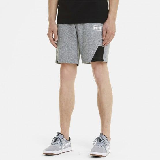 "Puma Rebel Shorts 9"" Παιδικό Σορτς"