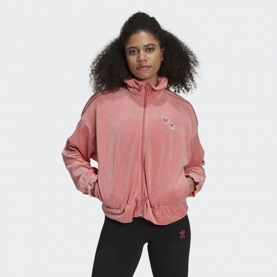 adidas Originals Hazy Rose Track Woman's Jacket